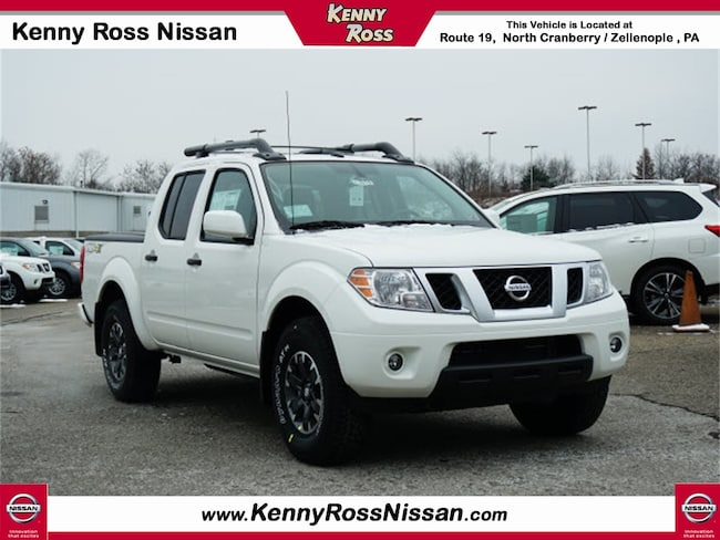 New 2019 Nissan Frontier For Sale Near Pittsburgh Pa Kenny Ross