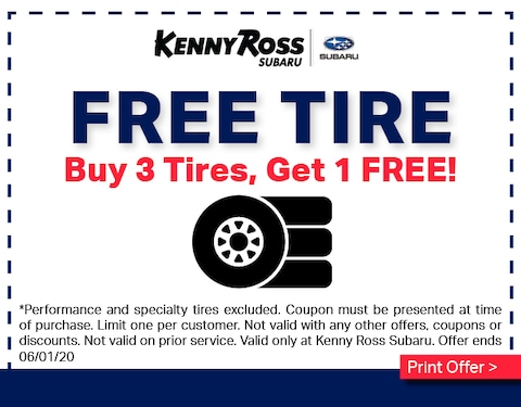 May Tire Offer