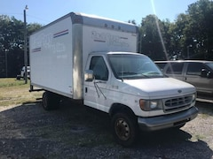 2002 Ford Econoline 350 Cutaway E-350 Chassis Truck