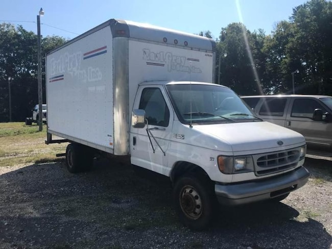 2002 Ford Econoline 350 Cutaway Chassis Truck