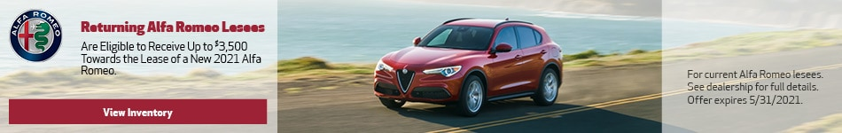 Returning Alfa Romeo Lesees