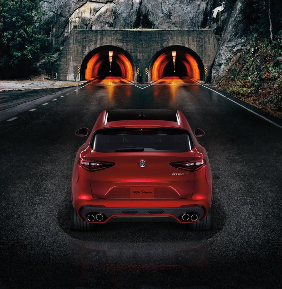 2018 Alfa Romeo Stelvio In Wilkes Barre Near Easton Scranton