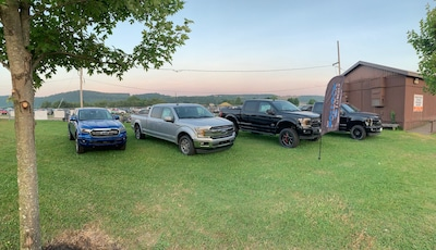 Ken Pollock Ford at the Benton Rodeo