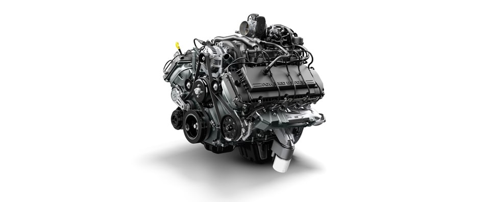Ford Super Duty 6.2L V6 Engine