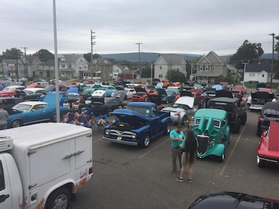 1st Annual Car Show Benefiting John Hopkins Medicine