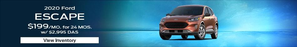2020 Ford Escape BN