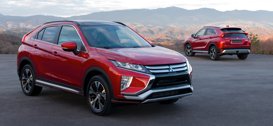 New Mitsubishi Eclipse Cross For Sale in Carbondale