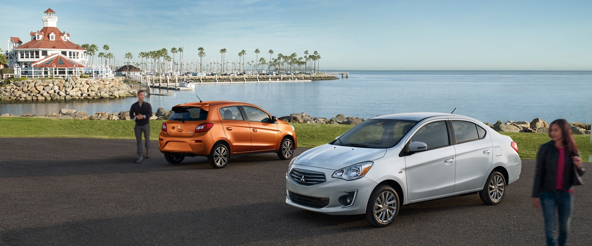 New Mitsubishi Mirage & Mirage G4 in Carbondale