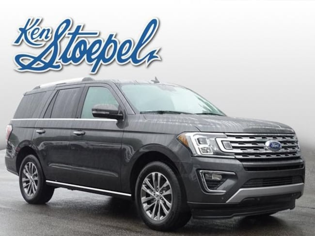 Certified Pre-Owned 2018 Ford Expedition Limited SUV 1FMJU1KT1JEA41985 For Sale Kerrville, TX