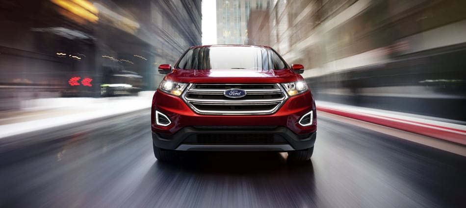 Ford Edge Beats The Competition