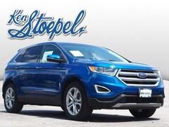 Certified Pre-Owned 2018 Ford Edge Titanium SUV 2FMPK3K90JBB74071 in Kerrville, TX
