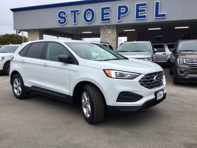 New 2019 Ford Edge SE SUV For Sale/Lease Kerrville TX