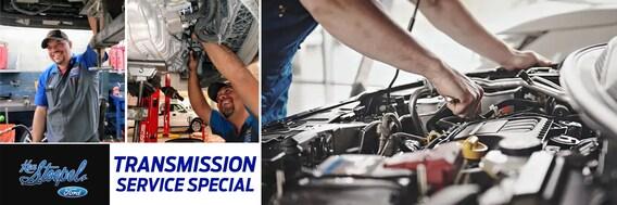 transmission service special ken stoepel ford ken stoepel ford