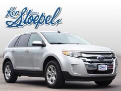 Used 2014 Ford Edge SEL SUV 2FMDK4JC4EBB00518 in Kerrville, TX