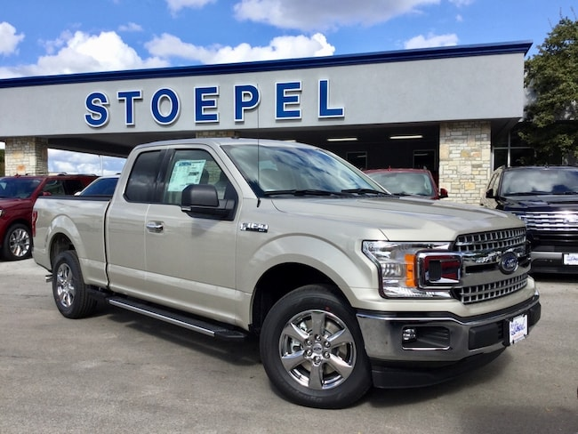 New 2018 Ford F-150 XLT Truck For Sale/Lease Kerrville TX