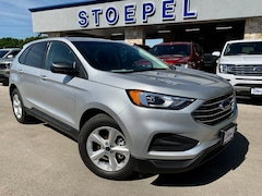 New 2019 Ford Edge SE SUV in Kerrville, TX