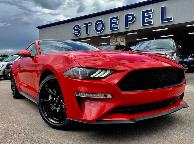 Ford Mustang Lease >> New 2019 Ford Mustang For Sale Lease Kerrville Tx Vin