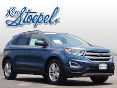 Certified Pre-Owned 2018 Ford Edge SEL SUV 2FMPK3J86JBB58398 in Kerrville, TX