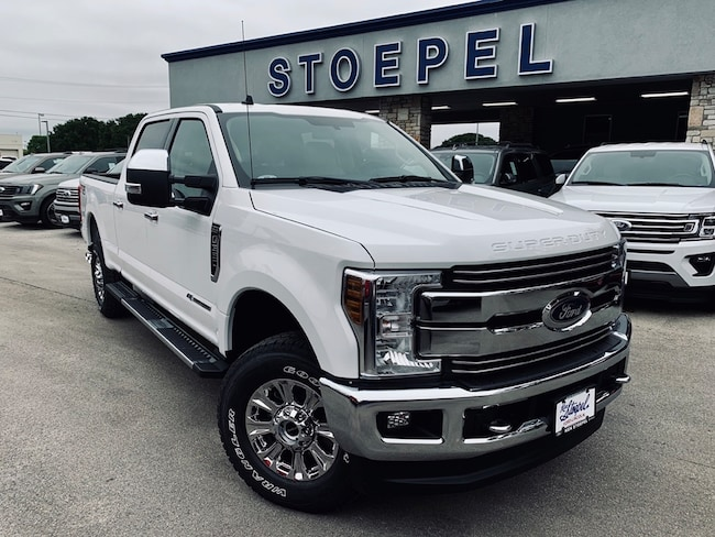 New 2019 Ford F-350SD Lariat Truck For Sale/Lease Kerrville TX