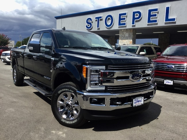 New 2019 Ford F-250SD Lariat Truck For Sale/Lease Kerrville TX