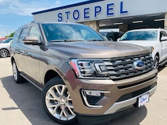 New 2019 Ford Expedition Limited SUV in Kerrville, TX