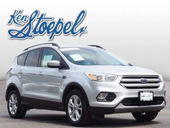 Certified Pre-Owned 2018 Ford Escape SE SUV 1FMCU0GD8JUB28759 For Sale Kerrville, TX