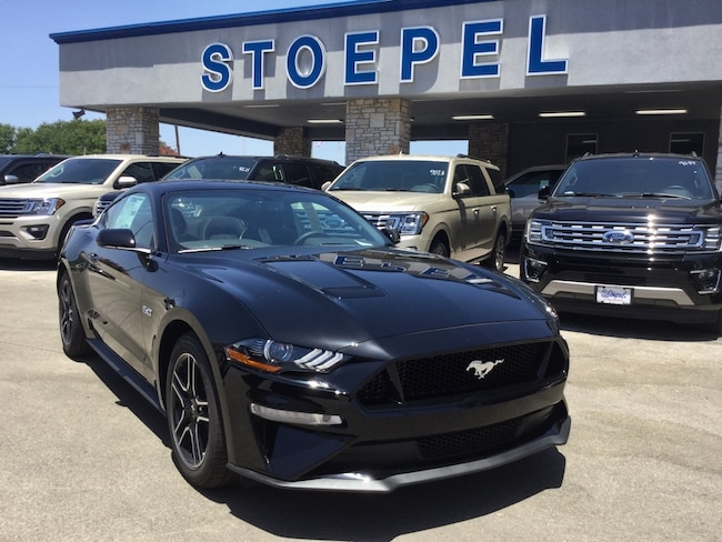 New 2018 Ford Mustang GT Coupe For Sale/Lease Kerrville TX