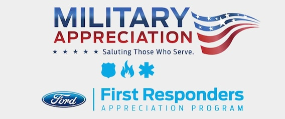 ford military specials tx first responder car incentives ford military specials tx first