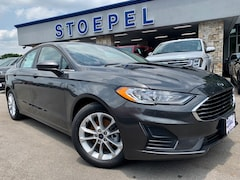New 2019 Ford Fusion SE Sedan in Kerrville, TX