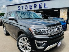 New 2019 Ford Expedition Platinum SUV in Kerrville, TX