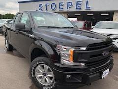 New 2019 Ford F-150 XL Truck 1FTEX1EB6KKD36695 in Kerrville, TX