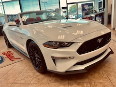 New 2019 Ford Mustang GT Premium Convertible in Kerrville, TX