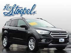 Used 2018 Ford Escape SE SUV 1FMCU0GD1JUB75390 in Kerrville, TX