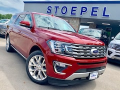 New 2019 Ford Expedition Max Limited SUV in Kerrville, TX