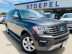 New 2019 Ford Expedition Max XLT SUV in Kerrville, TX