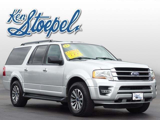 2017 Ford Expedition EL XLT SUV 1FMJK1JT3HEA11789