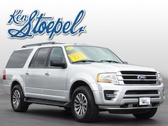 Certified Pre-Owned 2017 Ford Expedition EL XLT SUV 1FMJK1JT3HEA11789 in Kerrville, TX
