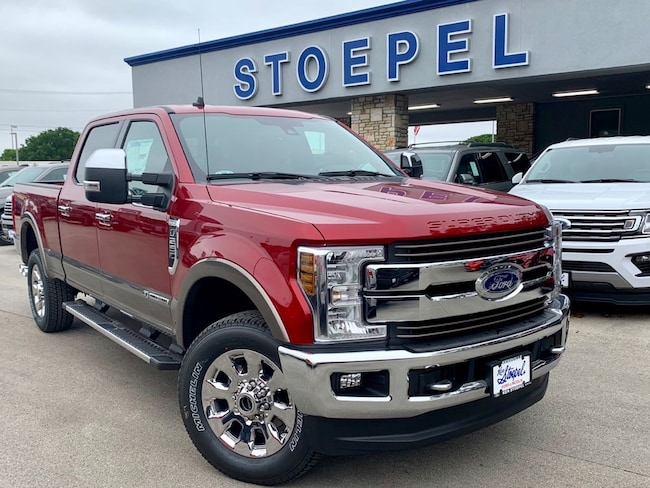 New 2019 Ford F-250SD King Ranch Truck For Sale/Lease Kerrville TX