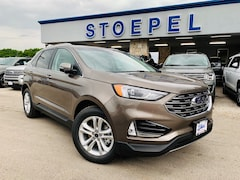 New 2019 Ford Edge SEL SUV in Kerrville, TX