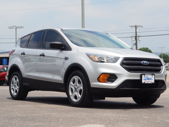 New 2019 Ford Escape S SUV For Sale/Lease Kerrville TX