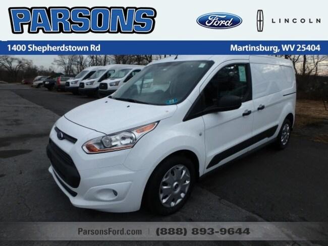 2018 Ford Transit Connect XLT Cargo Van