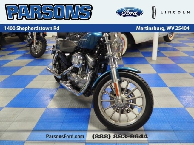2005 Harley-Davidson XL 883L Sportster XL 883L Motorcycle
