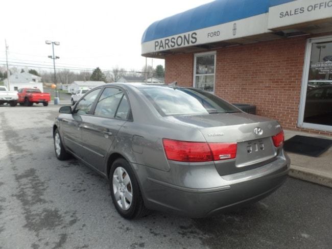 Used 2009 Hyundai Sonata For Sale at Kent Parsons Ford Inc | VIN