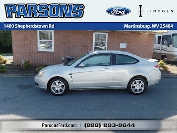 2008 Ford Focus Coupe