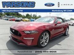 2018 Ford Mustang GT Premium Convertible