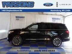 Used 2018 Lincoln Navigator Select SUV