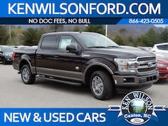 2018 Ford F-150 King Ranch 4x2 King Ranch  SuperCrew 5.5 ft. SB 1FTEW1CG5JFC38895
