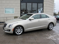 Used 2015 Cadillac ATS Sedan Luxury RWD Sedan for sale in Pleasantville, N