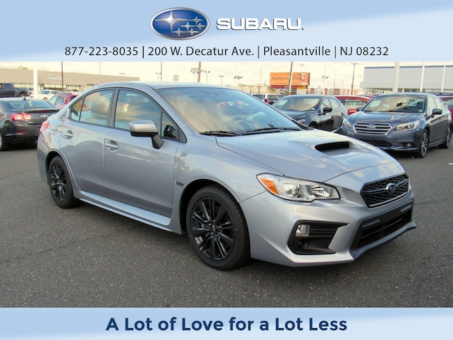New 2019 Subaru WRX Sedan for sale in Pleasantville, NJ
