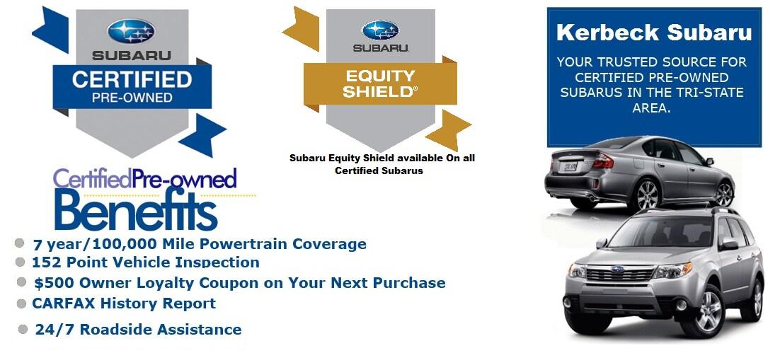 Subaru Certified Pre Owned >> Certified Pre Owned Cars Pleasantville Used Subaru Models Near